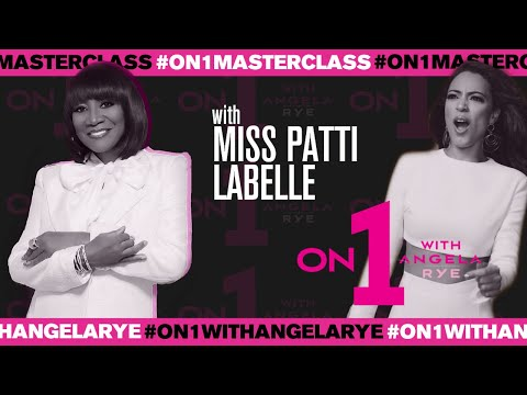Cooking with Patti LaBelle    On 1 With Angela Rye