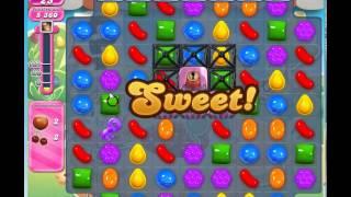 Candy Crush Saga Level 743 no Booster