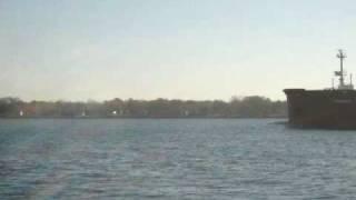 Lake Freighters vs Ocean Freighters