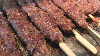 Adana kebabi/lavas ve adana tarifi