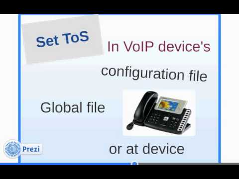 VoIP and QoS