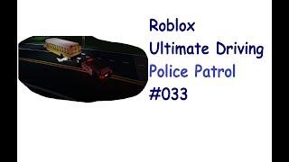 Roblox: Guida definitiva Pattuglia di Polizia #033 Als Streife auf Odessa! [Huski/tedesco]
