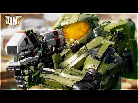 Halo 5 - The Master Chief Warzone Challenge!