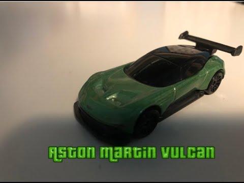 90 Second Reviews Episode 9: Hot Wheels Aston Martin Vulcan