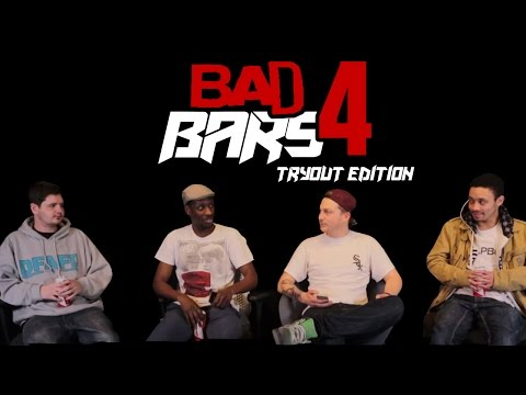 Don't Flop 'Bad Bars' | Episode 4 [Tryout Edition]