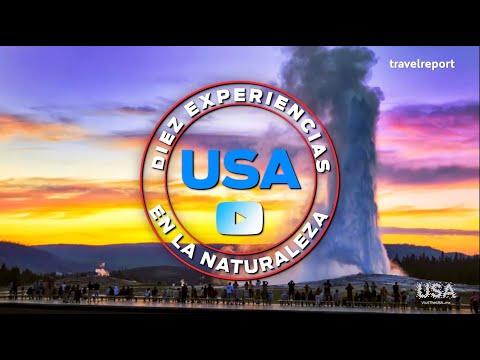 10 experiencias para amantes de la naturaleza en Estados Unidos