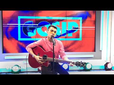 Naim Daniel - Sumpah Acoustic Version (soundcheck)