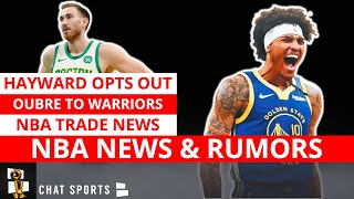 The golden state warriors lost klay thompson to an achilles injury, but it looks like they have found his replacement in kelly oubre jr. are set...
