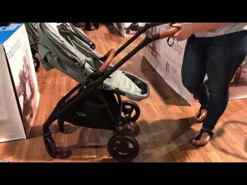 Valco Baby Snap Ultra Trend Reversible Stroller - Full Demo!