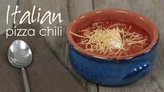 Italian Pizza Chilli