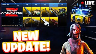 *NEW* BO4 OPERATION APOCALYPSE Z UPDATE! - NEW BLACK OPS 4! 1.20 BLACK MARKET SHOP UPDATE