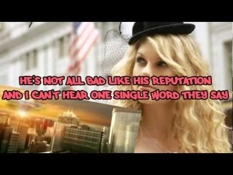 Taylor Swift - Superman Karaoke