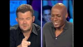 Harry Roselmac - On n'est Pas Couché 22 Septembre  2007 # ONPC