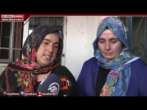 Leyla Aydemir'in annesinden Sedanur Güzel'in annesine taziye ziyareti