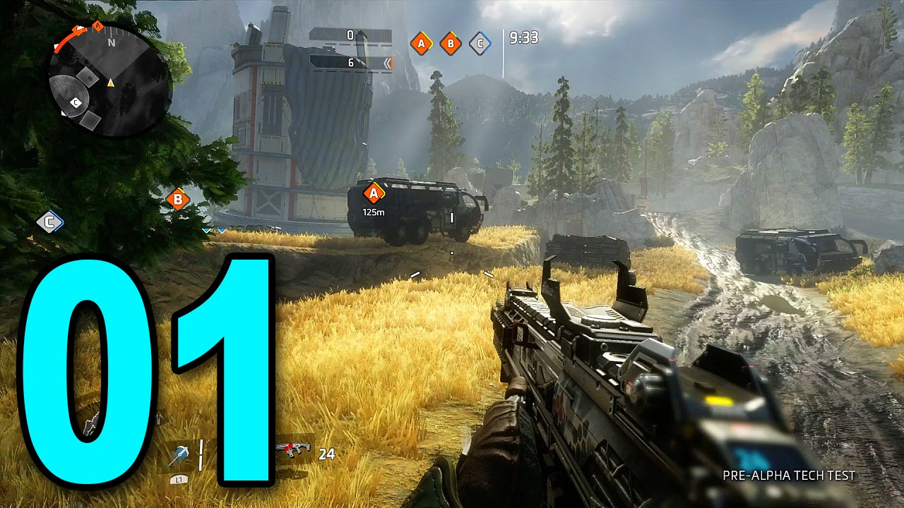 Titanfall 2 Multiplayer - Part 1 - BACK IN THE PILOT\u0027S SEAT! (Tech