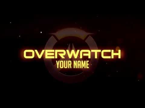 free overwatch intro template #683 sony vegas pro 12 + tutorial, Powerpoint templates