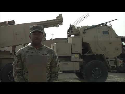 It's all about speed: U.S. and Emirati forces practice rapid infiltration of HIMARS, UAE, 04.18.2018