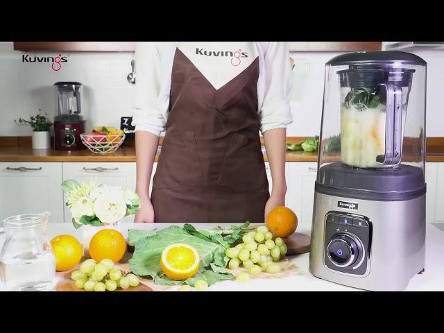 Kuvings Vakum Blender - Kuvings Katı Meyve Sıkacağı - https://kuvingsturkiye.com