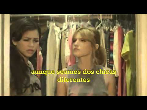 Bella Thorne & Zendaya Coleman - The Same Heart (Traducida En Español)[Fan-Music Video]