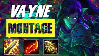 Vayne Montage #41 - Best Vayne Plays - High Elo Pentakill