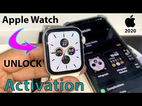 Apple Watch Series 5/4/3/2/1 Activation Lock 1000% Remove/Bypass ICloud✔️ Success Method In 2020