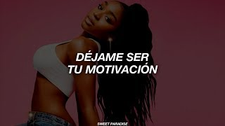 Normani - Motivation [Traducida al Español]