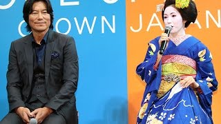 俳優の豊川悦司さんとアイドルグループAKB48の渡辺麻友さんは2016年8月2...