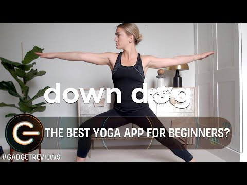 The Perfect Yoga App for Beginners? Down Dog Review | The Gadget Show