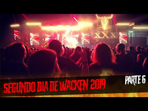 WACKEN 2019 | 2º dia com JINJER, DEMONS & WIZARDS, SLAYER e OPETH
