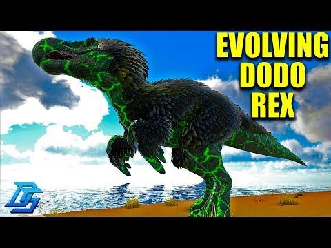 EVOLVING DODOREX, ROYAL'S NEW HIGH LEVEL MOUNT! - Ark Survival Evolved (Modded) - Gaia Mod - Pt.16