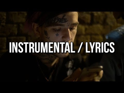 Lil Peep - Save That Shit (INSTRUMENTAL+LYRICS)