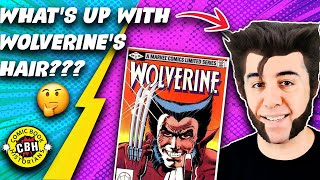 Episode 8.  What is up with Wolverine's Hair???  Where Did It Come From??  by Alex Grand