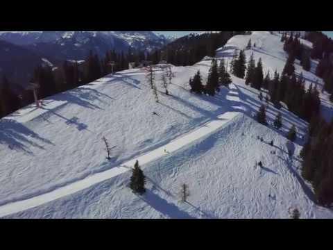 Kinder-GRATIS-Skigebiet Niederalpl / Steiermark / Österreich - 15.2.2017