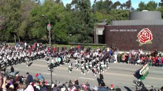 Upland Highland Regiment - Scotland the Brave - 2011 Pasadena Rose Parade