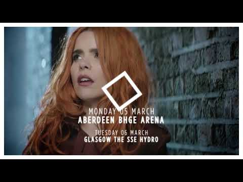PALOMA FAITH TOUR  Aberdeen
