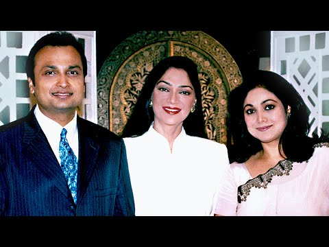 Rendezvous with Simi Garewal - Anil and Tina Ambani Part 1