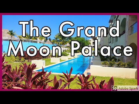 A Tour of the Grand at Moon Palace