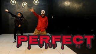 perfect / gurinder rai feat. Badshah / songs dance video choreography