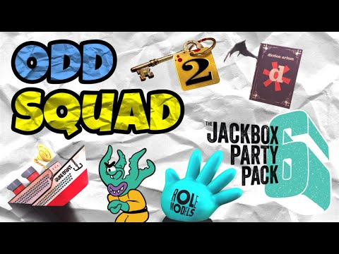 Jackbox Party Pack 6 | Odd Squad |