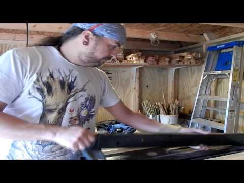 How To Make A Native American Flute: Key Of D