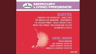 "Bartók: 2 Portraits, (Op.5) Sz. 37 - 2. ""Distorted"""