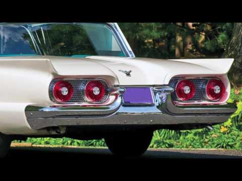 1958-1960 Ford Thunderbird - The Square Bird