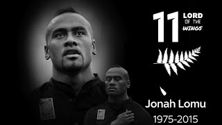 Jonah Lomu ULTIMATE TRIBUTE  ♛ Lord of the Wings