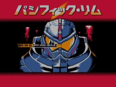 Pacific Rim Main Theme 8bit Arrange