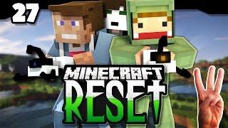 Alle guten Dinge sind DREI! - Minecraft RESET II #27 | DNER & UNGE!