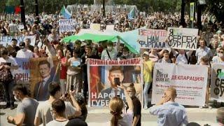 La Russia profonda protesta contro Putin