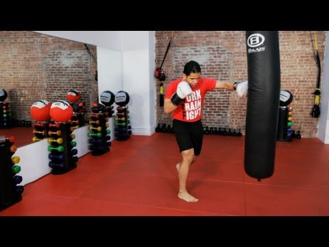 How to Do a Jab Cross | Kickboxing Lessons