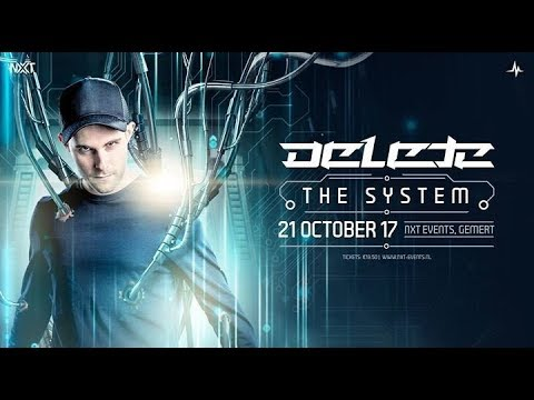 End Of Line Presents: Delete The System | Warm-Up Mix