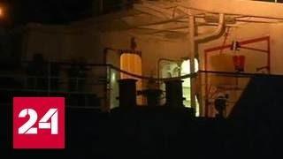В Ливии освободили троих моряков с задержанного российского танкера