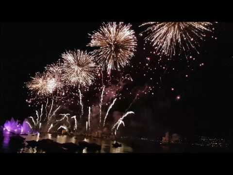 Fireworks of Annecy